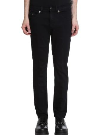 Neil Barrett Jeans In Black Denim