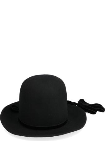 Ann Demeulemeester Hat