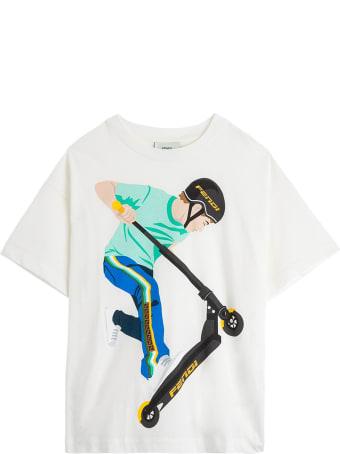 Fendi Tshirt Mas Jersey