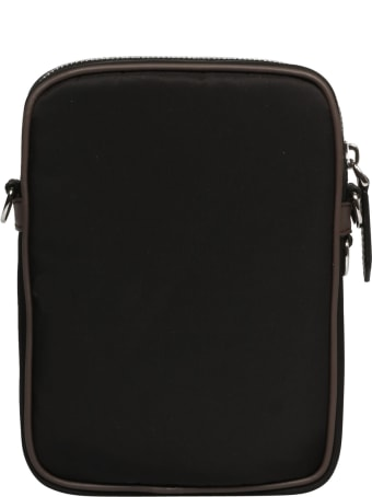 Fendi Small Messenger Santander Bag
