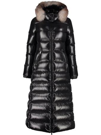 Moncler Hudson Full Zip Padded Hooded Jacket