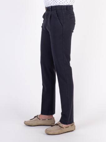 Myths Trousers Micro Pinces Wool