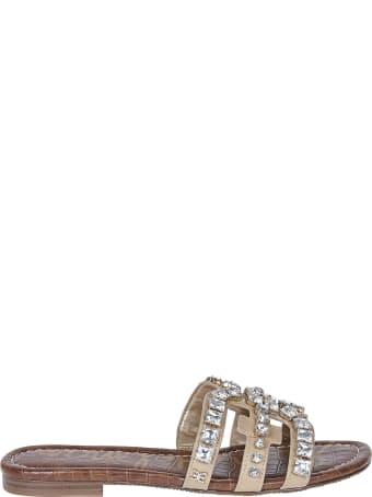 Sam Edelman Crystal Embellished Sandals