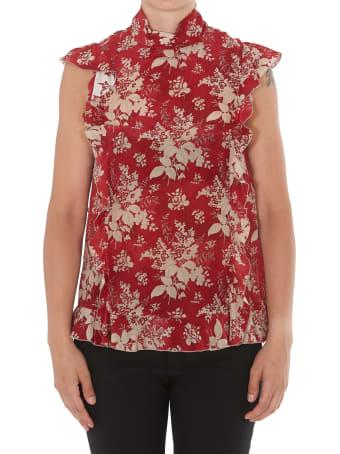 RED Valentino Silk Shirt