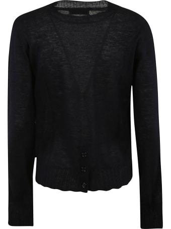 Bottega Veneta Core Ribbed Sweatshirt