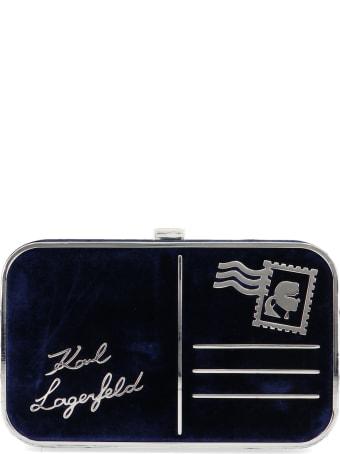 Karl Lagerfeld 'manudiere Postcard' Bag