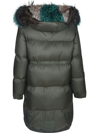 Mr & Mrs Italy Long Down Jacket
