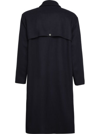 MSGM Single-breasted Long Coat