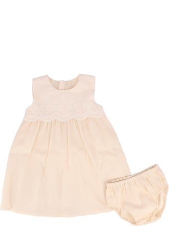 Chloé Embroidered Dress Set