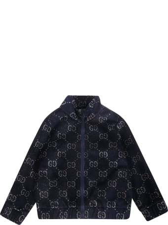 Gucci Zipped Cardigan