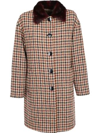 Simonetta Ravizza Lavanda Coat