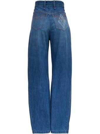 Chloé Cotton Denim Jeans