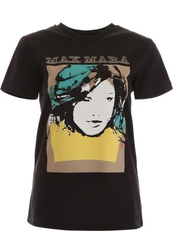Max Mara Printed T-shirt