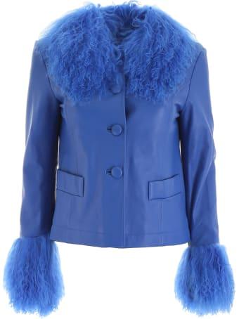 Saks Potts Dorthe Leather Jacket