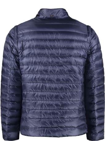 Herno Short Nylon Down Jacket