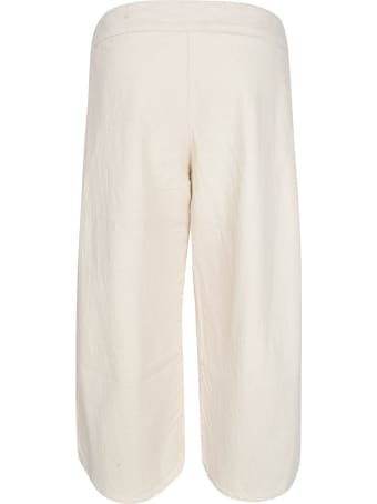 A Punto B Wide Oversized Trousers