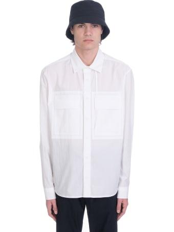 Craig Green Shirt In White Cotton