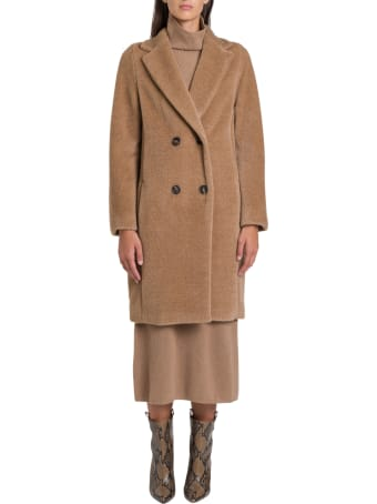 'S Max Mara Here is The Cube Rose Coat