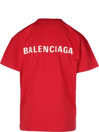 Balenciaga Medium Fit T-shirt