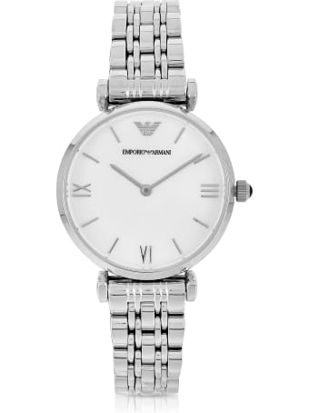 Emporio Armani Stainless Steel Women's Watch