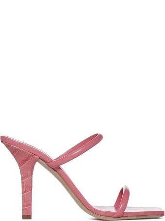 Paris Texas Flat Shoes