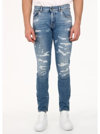 Dolce & Gabbana Stretch Lim Jeans