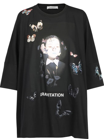Valentino Izumi Miyazaki Print T-shirt