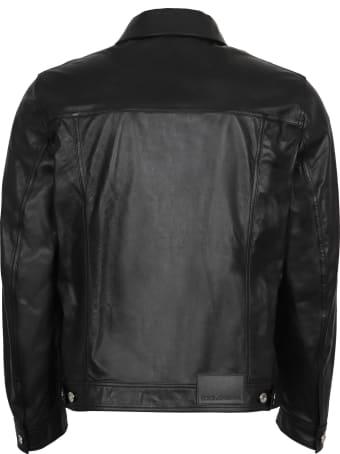 Dolce & Gabbana Lambskin Jacket