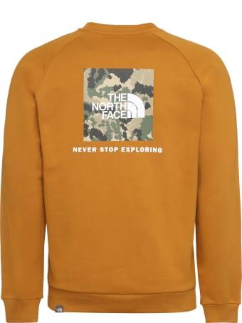 The North Face Cotton Crew-neck Sweatshirt