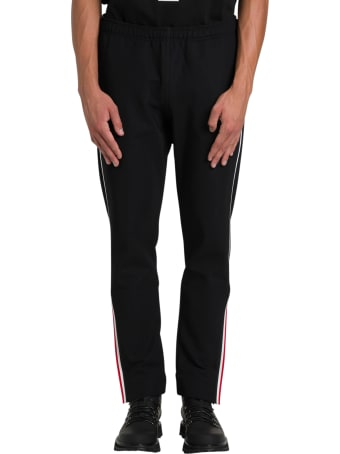 Moncler Grenoble Jogger With Side Bands