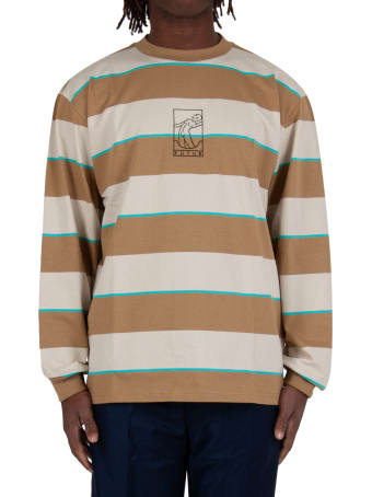 Futur Striped Ls - Sand