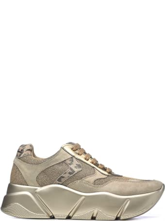 Voile Blanche Voile Blanche Monster Gold Sneakers
