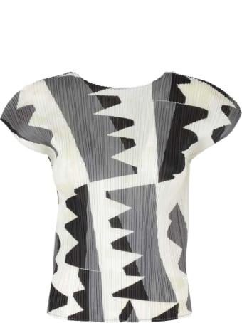 Pleats Please Issey Miyake Shirt