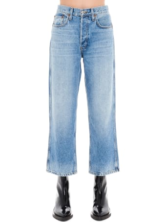 RE/DONE 'the 90s' Jeans