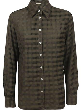 Massimo Alba Patterned Shirt