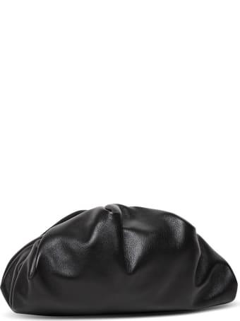 Jil Sander Handbag In Black Leather