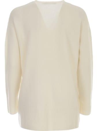 Seventy Wool Cashmere Oversized Cardigan
