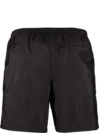 Prada Nylon Swim Shorts
