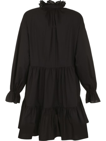 Philosophy di Lorenzo Serafini Poplin Mini Dress