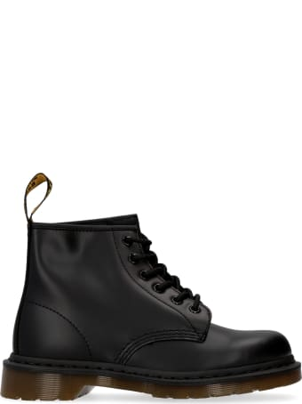 Dr. Martens 101 Lace-up Ankle Boots