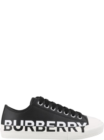 Burberry Bicolor Sneakers