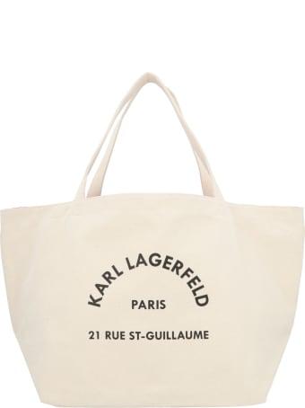 Karl Lagerfeld 'rue St Guillaume' Bag