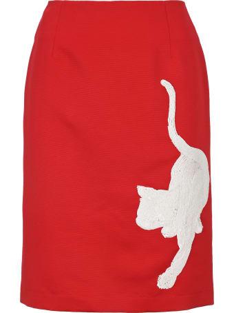 Undercover Jun Takahashi Undercover Cat Skirt