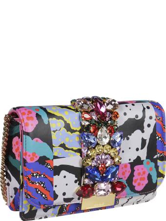Gedebe Patchwork Shoulder Bag