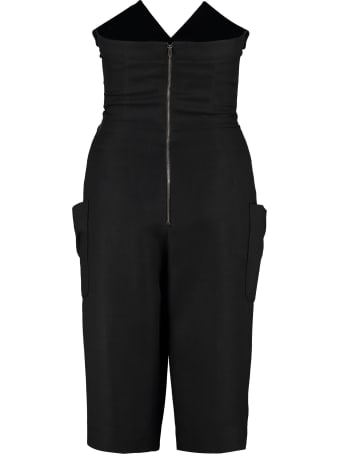 Philosophy di Lorenzo Serafini Viscose Playsuit