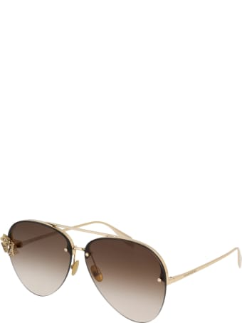 Alexander McQueen Am0272s Sunglasses