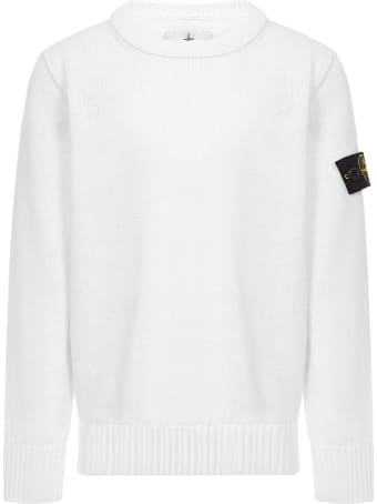 Stone Island Junior Sweater