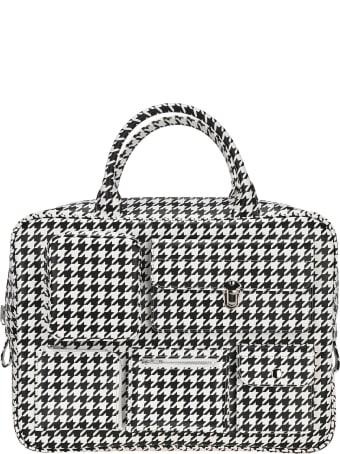 Comme des Garçons Comme des Garçons Pattern Print Tote Bag