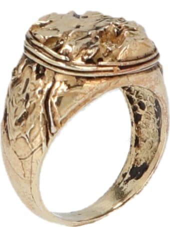 GIACOMOBURRONI 'vulcano' Ring