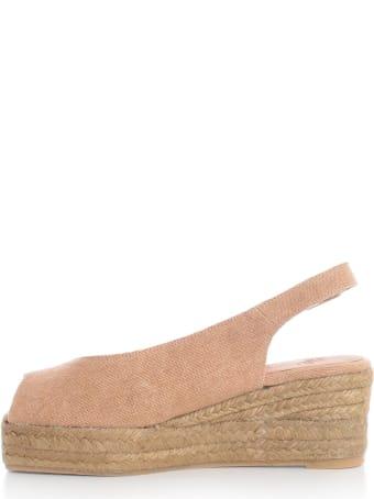 Castañer Dosalia Low Open Toe Sandals